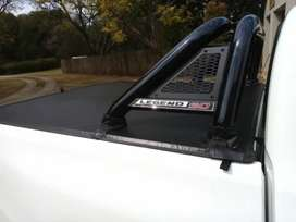 Legend 50 double cab tonneau cover
