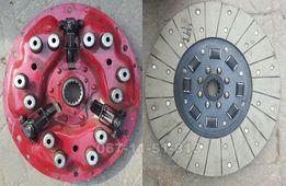 Корзина диск сцепления (Муфта) МТЗ ЮМЗ Т-16,25,40-150 ЗИЛ, Д-240,65