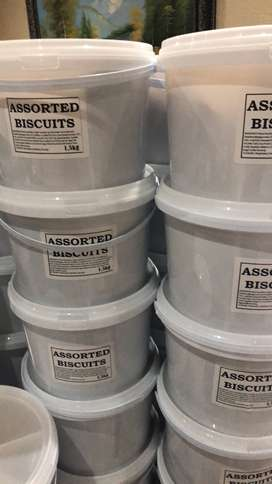 Bucket Biscuits