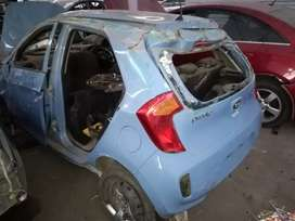 Kia picanto 1.2 stripping for spears