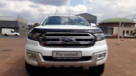 Ford Everest 2.2 6 Speed