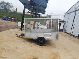 Pre-owned trailer for sale