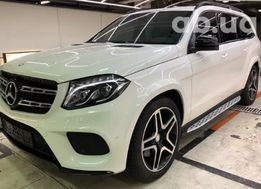 Mercedes-Benz GLS-Класс GLS 350 d 4MATIC 9G-TRONIC (249 л.с.) 2017