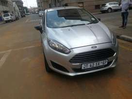 Pre owned Ford fiesta