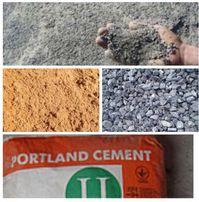 Продам щебень , отсев , песок , цемент