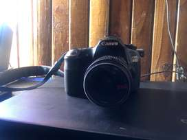Canon 60d Body + 18-55mm Lens for sale or swap