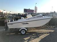 2006 Z-Craft 16 ft cat with 2 x Yamaha 50 HP 2stroke engines for sale  South Africa