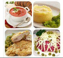 Доставка еды, eda.dp.ua , бизнес-ланчи, комплексы