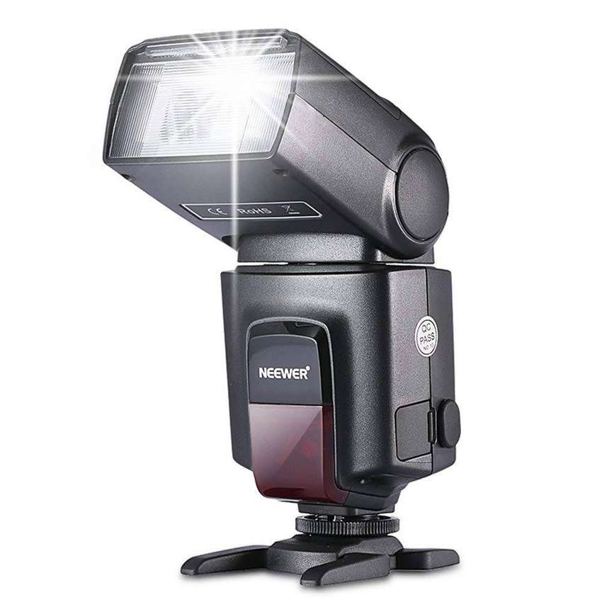 Speedlite for Canon Nikon Panasonic Olympus - Neewer TT560 Flash 0