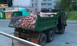 Вывоз мусора. Газель. Зил. Камаз. + грузчики. + демонтаж, Одесса