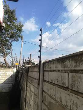 Electric fence, gate motors, intercoms, garage doors install & repair