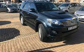 2013 Toyota Fortuner 2.5tdi 4x2. Nationwide Delivery