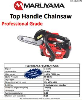 CHAINSAW TOP HANDLE