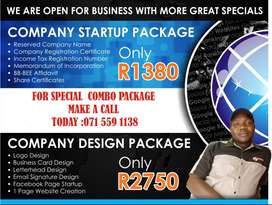 COMPANY REGISTRATION PACKAGE