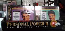 Anthony Robbins Personal Power 2 motivational CD setto