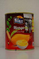 Пюре манго 850 г Бесплатная доставка по Киеву от 600 грн