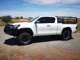 Toyota x-cab 2017 4x4 2.8 GD6 manual