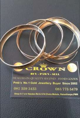Get the Most for your Unwanted Gold Jewellery