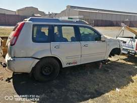 Nissan Xtrail QR2.5 2006 Stripping For Spares And Body Accessories