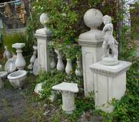 Image of Wanted : Old concrete garden products