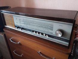 Винтажный Grundig type RF 145 ламповое радио, Germany, 1965 год