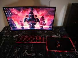 I7 2080 tu gaming beast PC with monitoror and everything included