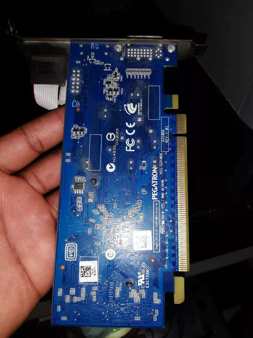 Graphic card 512 0