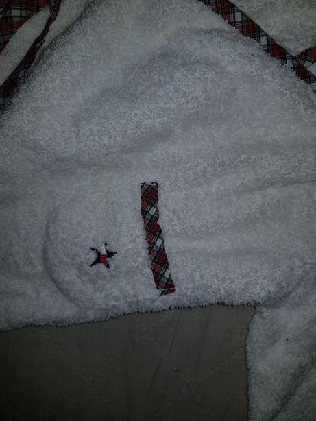 Szlafrok Tommy hilfiger szlafroczek dla dzieci Warszawa - image 3