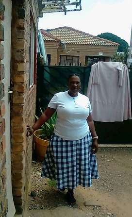 Mosotho domestic all rounder,nanny,cook needs sleep in position