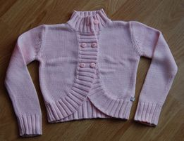 Bolerko, sweterek dziewczynka r.122