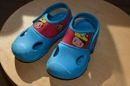Decathlon Klapki/buty na basen