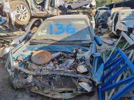 Mazda 323 stripping for spare parts