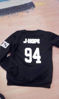 Mikina BTS - J-hope 0