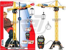 Мега кран на пульте 120 см Dickie Toys 3462412