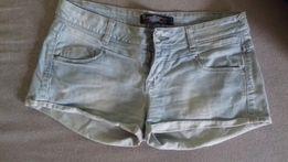 Spodenki Zara dzinsowe jeansowe spodenki zara