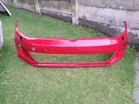 2020 VW GOLF 7 GTI TCR FRONT BUMPER FOR SALE