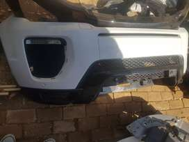 BUMPERS FOR RANGE ROVER EVOQUE