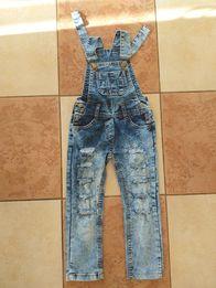 Комбенезон джинсовый