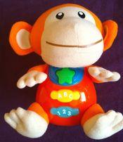Małpka interaktywna Fik Mik