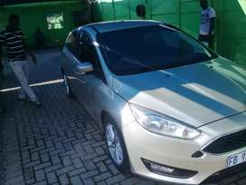 Ford Focus ecoboost 1.5l clean perfect and light in petrol