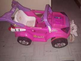 Toddler Jeep Car