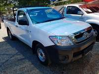 Image of Toyota Hilux 2.5D4D 2009