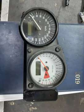 Suzuki gsxr 750 srad cluster for sale