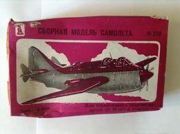 """Сборная модель самолета """"Гэннет"""" МК-4"""