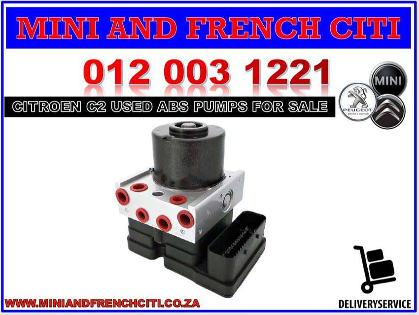 Citroen C2 used abs pumps for sale 0