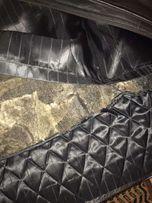 Мужская дубленка натуральная кожа куртка высочайшее кач-во Италия