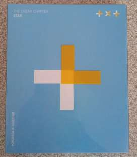 TXT:The Dream Chapter:Star(Huening Kai Card and Poster)Good Condition