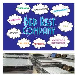Bed manufacturing