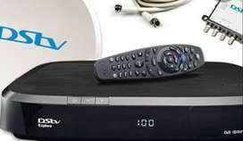 DSTV EXPLORA WITH EXTRA VIEWING AND ALLUMINIUM DISH FOR SALE
