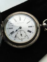 Часы карманные серебро Georges Favre Jacot(ZENITH)